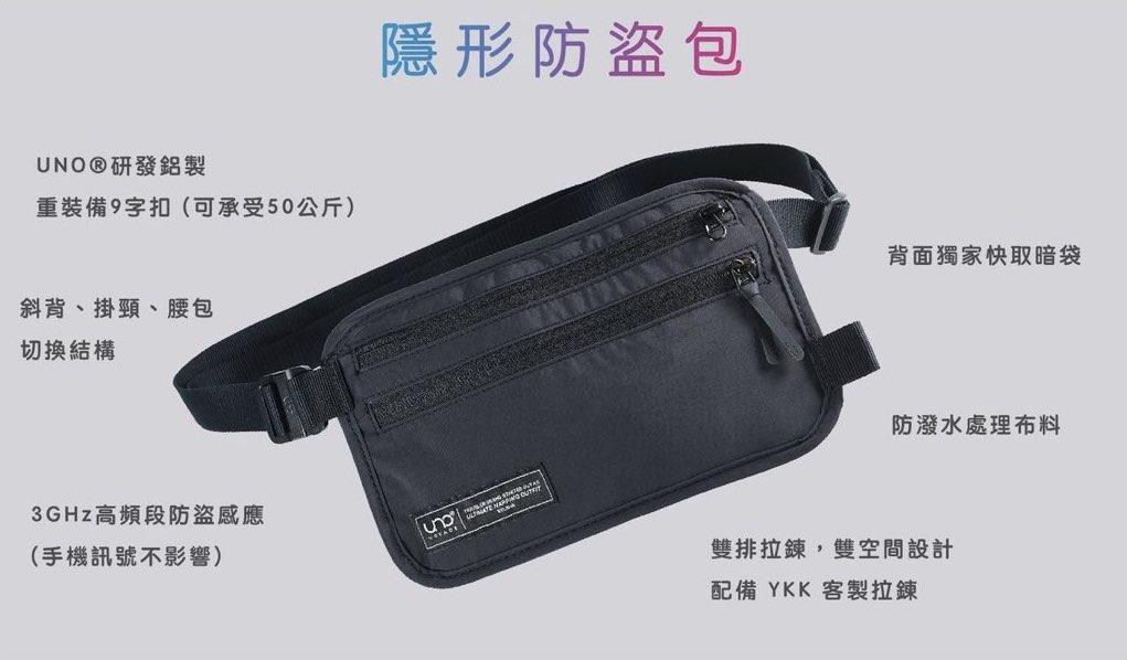台灣UNO Carry on 重裝萬變隨身袋.007