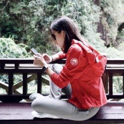 香港 AirOgo 極輕薄十項全能外套 - 女裝 | 防水 防風 防菌 防曬