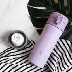 Swanz推出了世界上第一個「可替換內芯」的陶瓷保溫杯,解決近6,000 位贊助者保溫杯易壞的問題