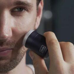 美國 EVO SHAVER 電動剃鬚刨 就只有雞蛋大小,放車內、背包中、甚至褲袋亦可