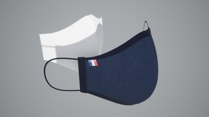 法國 Lemask 高規格FFP3級 過濾口罩34