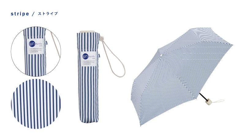 日本 Unnurella 2018年款 Slim 抖掉水珠雨傘 - 折傘 11