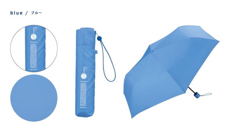 日本 Unnurella 2018年款 Slim 抖掉水珠雨傘 - 折傘 5