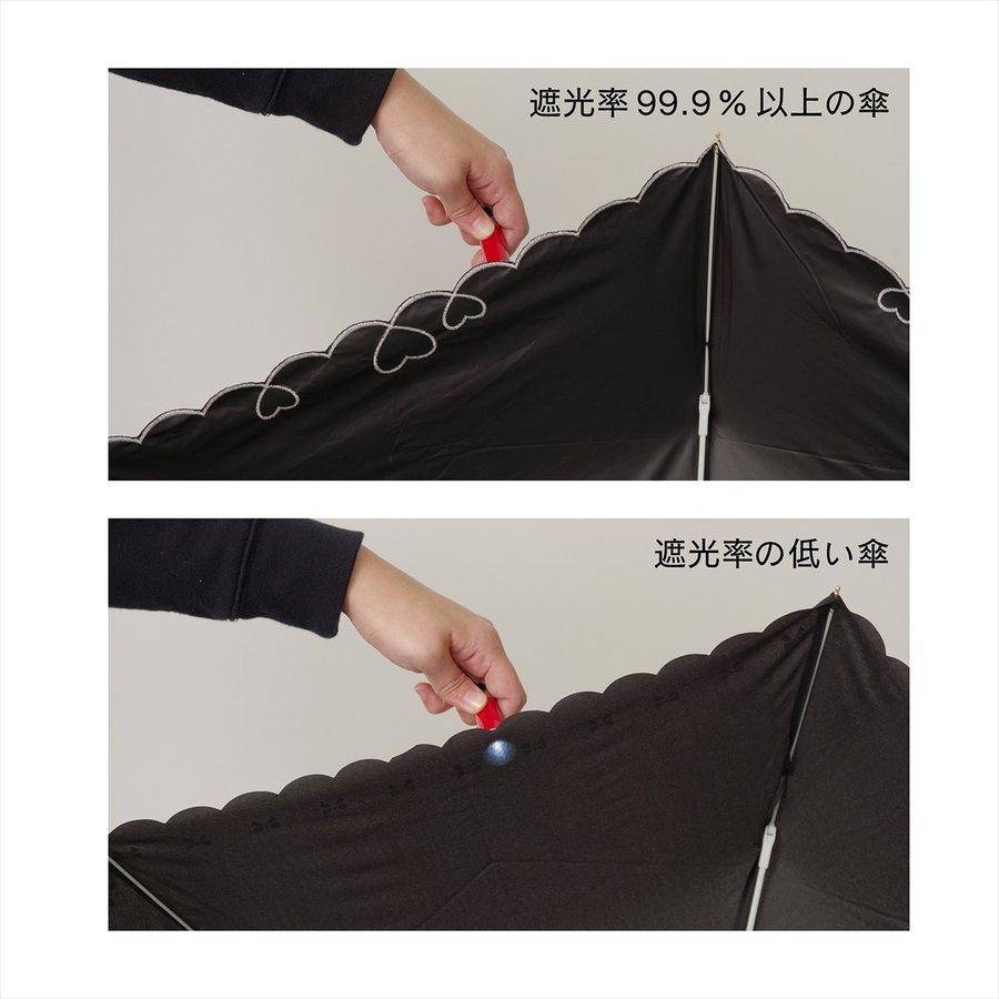 日本 Nifty Colors 條紋自動開合三折傘7
