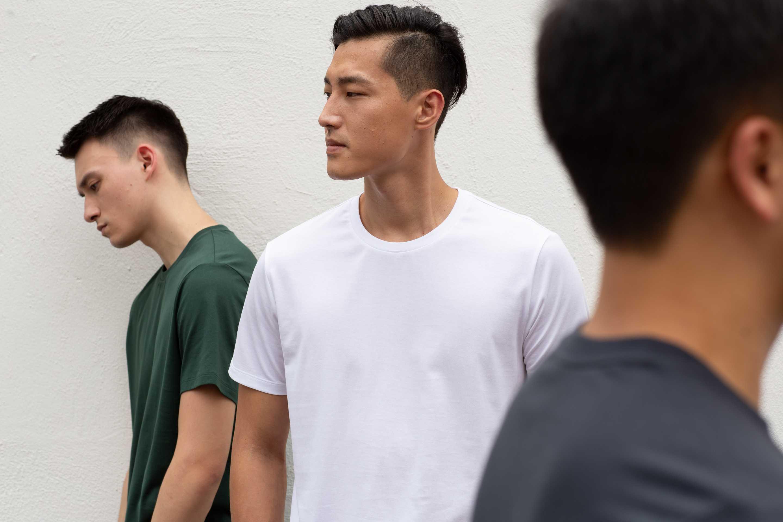 香港本土品牌 Determinant 吸濕速乾 T-shirt