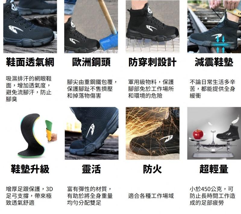 Indestructible Shoes-J3-09