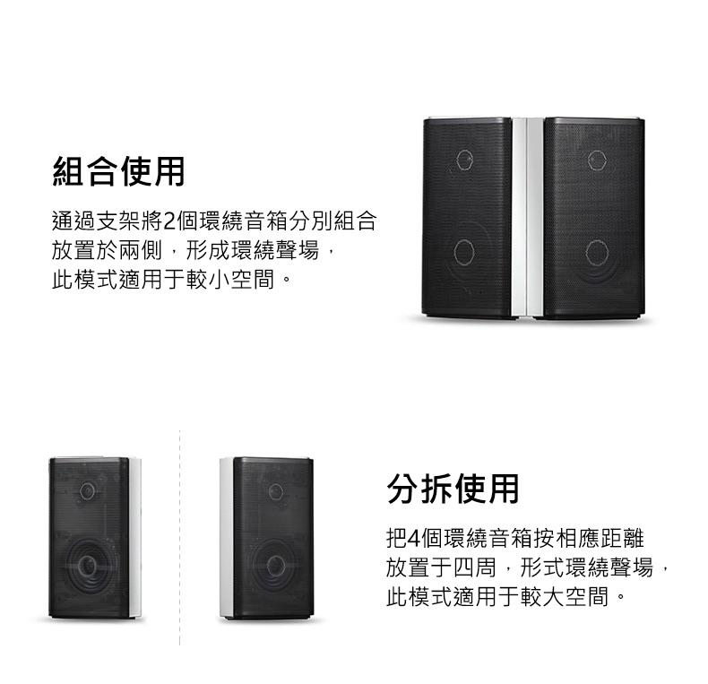 Nakamichi Shockwafe 9.2.4ch 家庭影院音響8