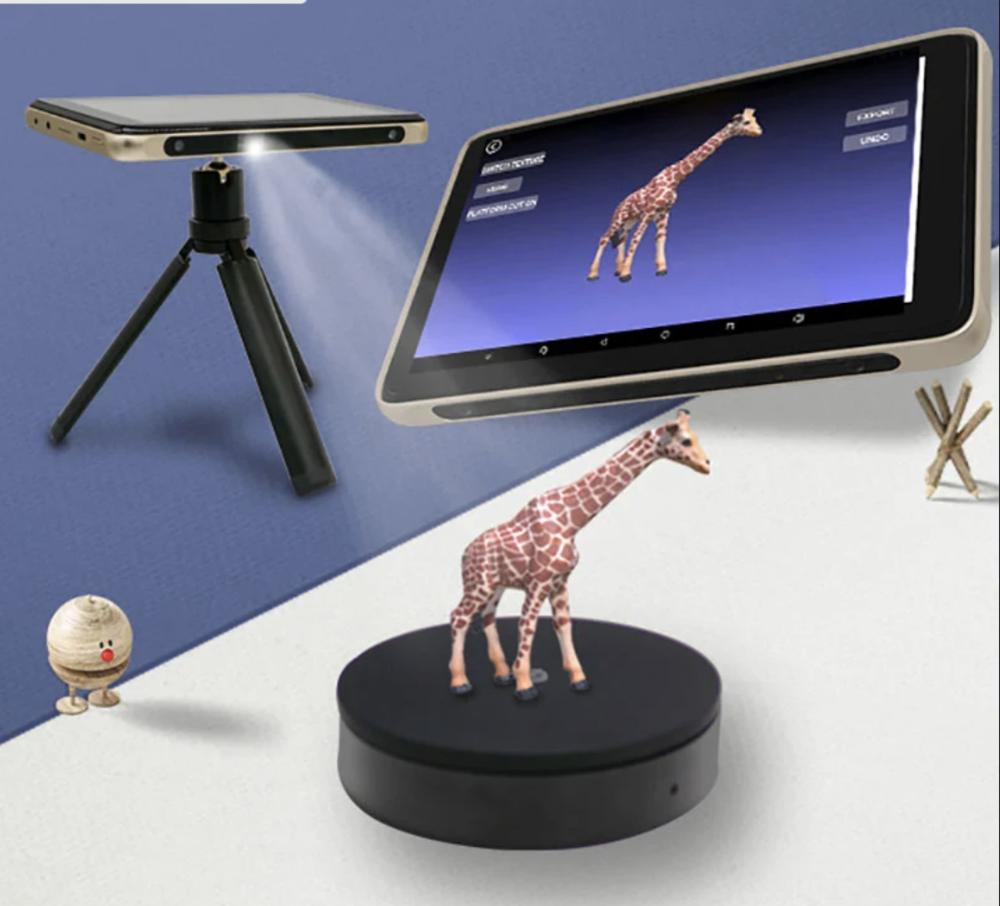 Tanso S1智能觸控 3D掃描儀
