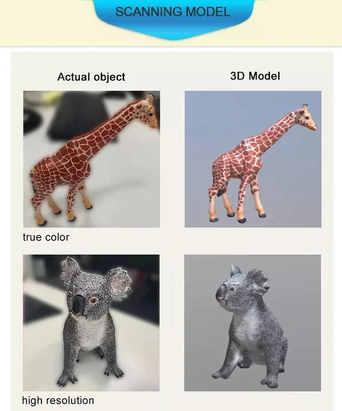 Tanso S1智能觸控 3D掃描儀7