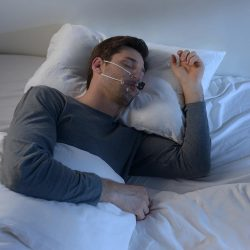 SNORE CIRCLE推出最新的Sleepbreathe睡眠監測面罩,智能設計,在家就能輕鬆了解睡眠狀況,不必花大錢,浪費時間到醫療院所監測,隨時隨地了解睡眠狀況