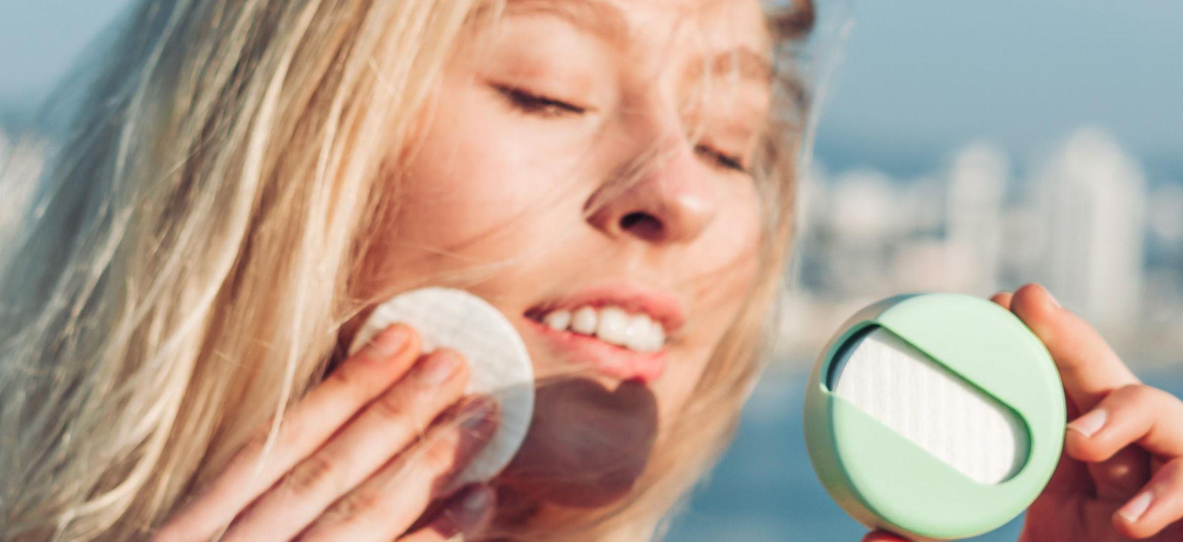 丹麥 LastRound 可水洗重用的化妝棉