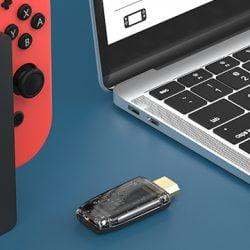 連接遊戲機到電腦直接遊玩;它更可輕鬆上傳您以前錄製或編輯的視頻,甚至可以實時流式傳輸到您喜歡的平台