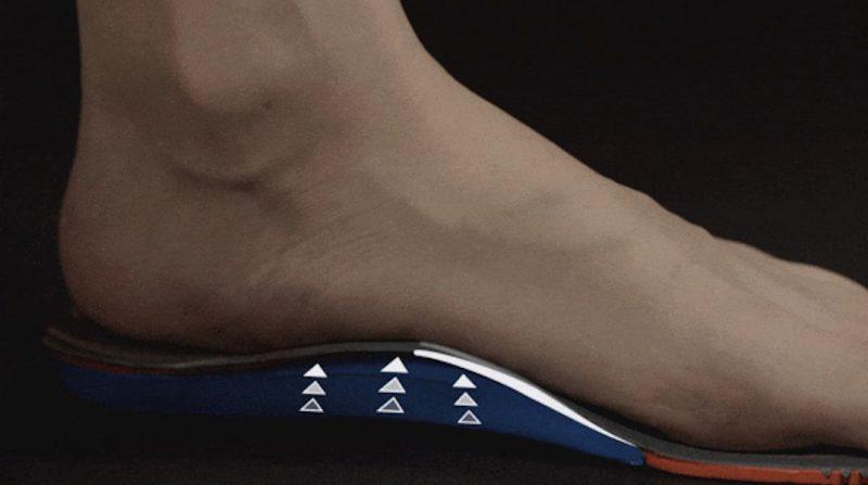 Hannfort 真皮呼吸鞋-足弓支撐鞋墊,3點支撐,完美貼合腳型