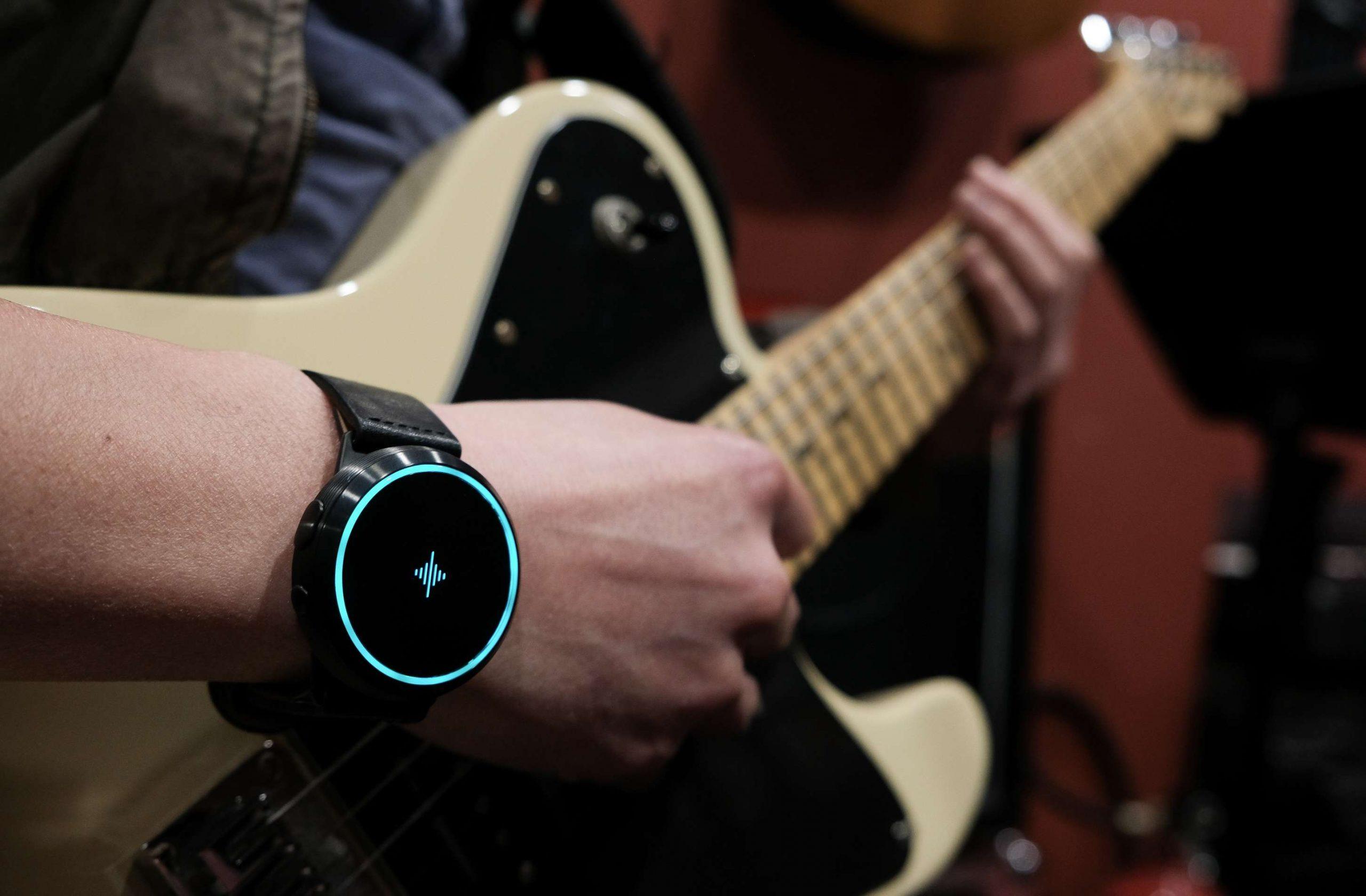 Soundbrenner Core 四合一智能音樂手錶